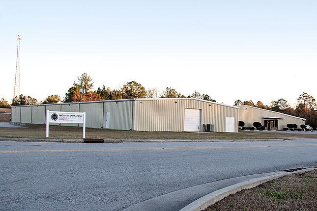 ILC building - company for decorative plastic sheets