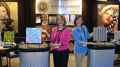ILC on tradeshow